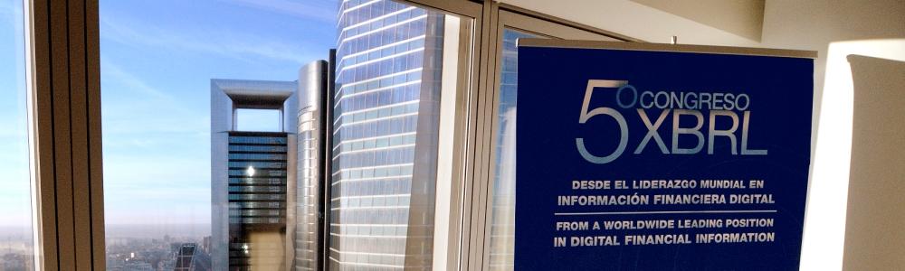 XBRL España: Liderando el desarrollo mundial del estándar.