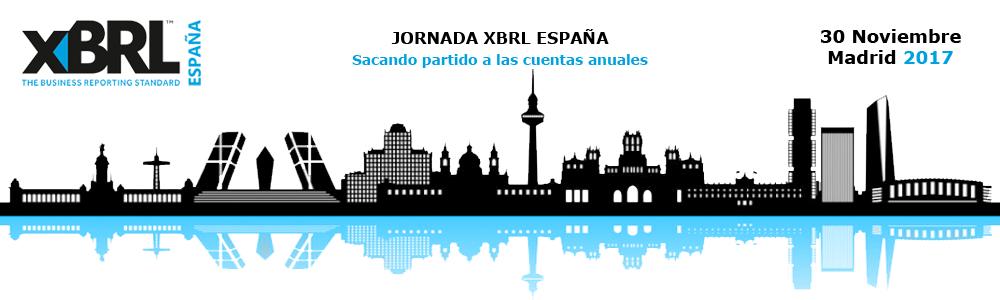 Jornada XBRL España 2017 - Madrid, Jueves 30 de Noviembre 2017